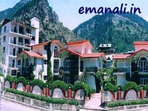 Cottages in kullu Manali