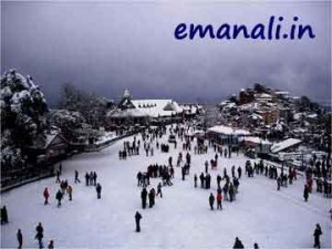 Manali current temperature